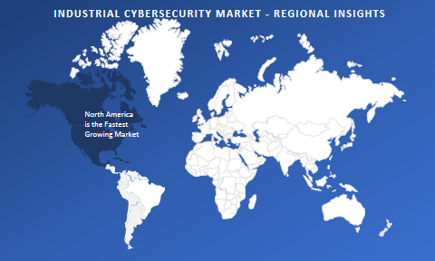 Industrial Cybersecurity Market Regional Outlook