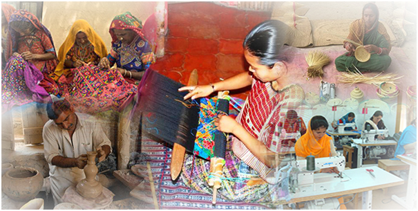 The-Cottage-Industry-in-India